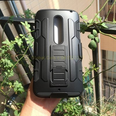 Case Moto X Pure Edition Style Xt1575 Holster Gorila Gancho