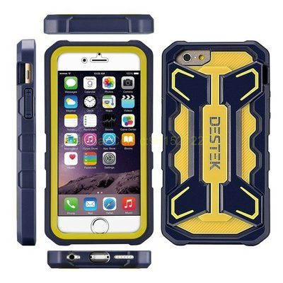 Case IPHONE 6 Case Extremo Parante Inclinable Protector Pantalla incorporada