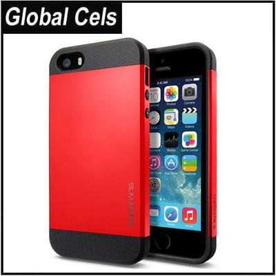 Case para Iphone 5 5S Alta Calidad y Diseño de Marca Slim Armor