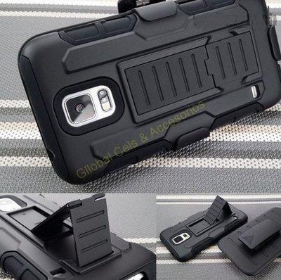 Case Galaxy Note 4 Gorila Samsung Holster Clip Gancho Correa Impact Armor