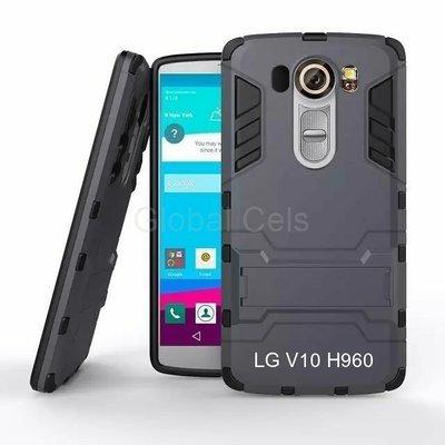 Case Funda LG V10 con parante de inclinación carcasa de 2 partes