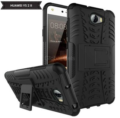 Case Huawei Y5 2 Y5 II con parante inclinable Antigolpe