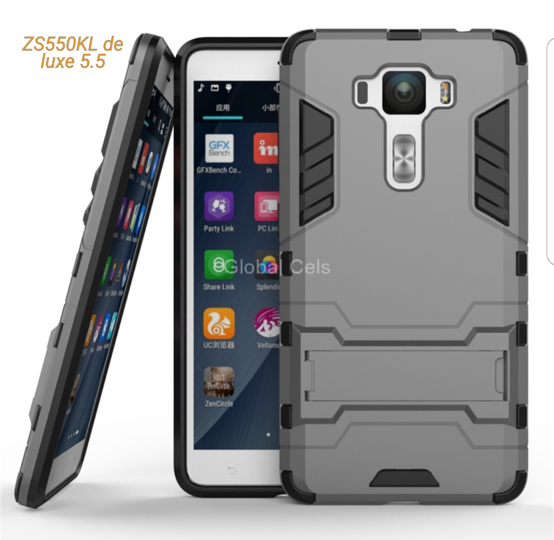"Case Asus ZE520KL de 5,2"" con Parante Inclinable"