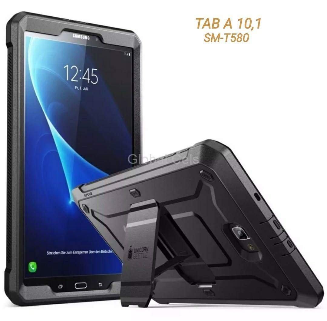 Case Galaxy Tab A 10,1 T580 Supcase con Parante Armadura
