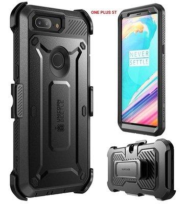 Case OnePlus 5T Supcase Alta Protección c/ Mica c/ Gancho para Correa