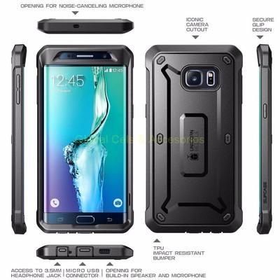 SUPCASE Samsung GALAXY S6 EDGE PLUS Estuche Protector Extremo