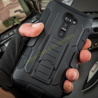 Holster Estuche Lg Optimus G2 D801 D802 Ls980 Case Gorila Clip Gancho