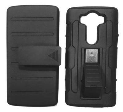 Case LG V10 holster Gorila con gancho para la correa y apoyo de inclinación