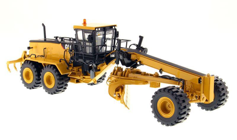 Caterpillar 24M Motor Grader