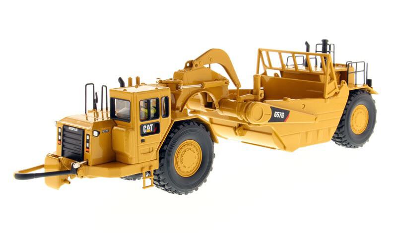Caterpillar 657G Wheel tractor Scraper