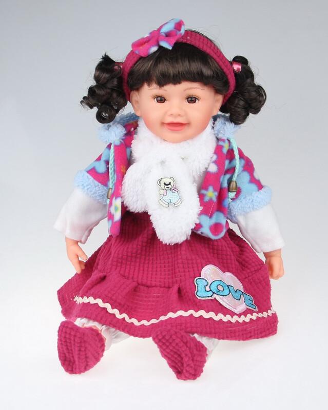 Muñeca Sandra