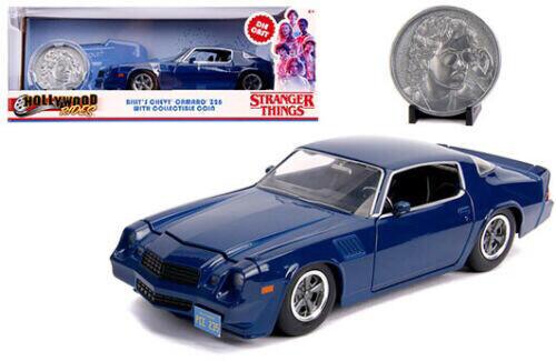 Billy's Chevy Camaro Z28 Stranger Things