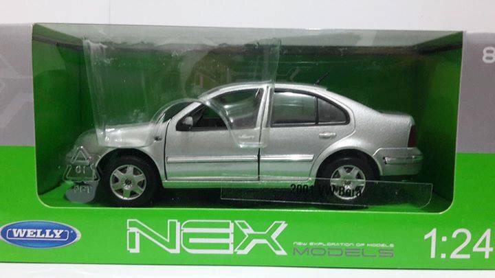2001 VW Bora