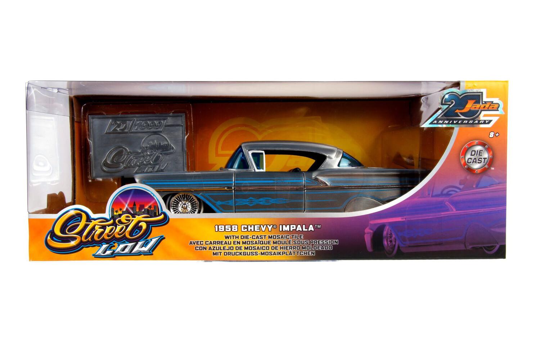 1958 Chevy Impala 20 Aniversario