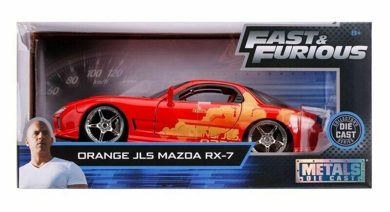 MAZDA RX-7 JULIUS