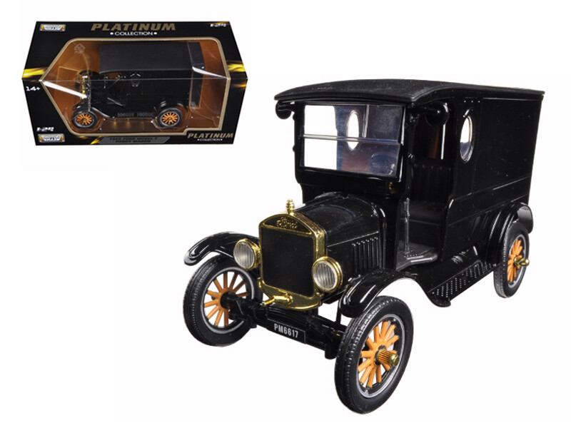 1925 Ford Model T Paddy Wagon