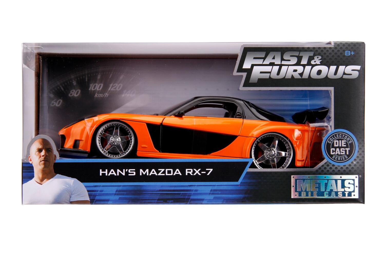 HANS MAZDA RX-7