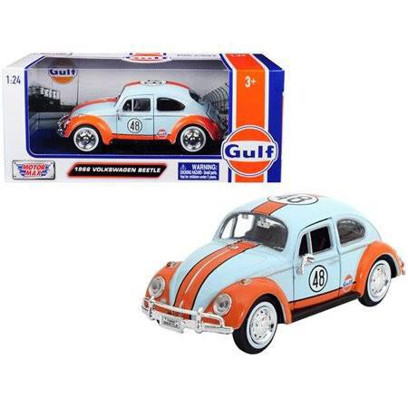 1966 VW Beetle Gulf