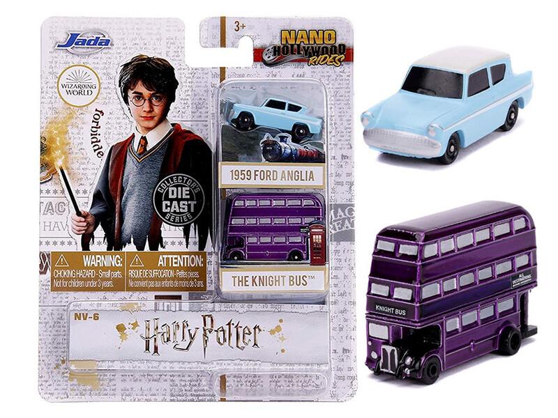 Set Nanos Harry Potter