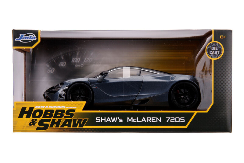 SHAWS MCLAREN 720S