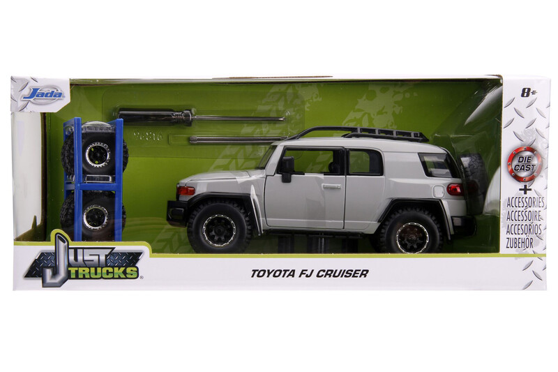 Toyota FJ Cruiser Rines extra