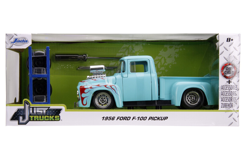 1956 Ford F100 Pick up rines extra