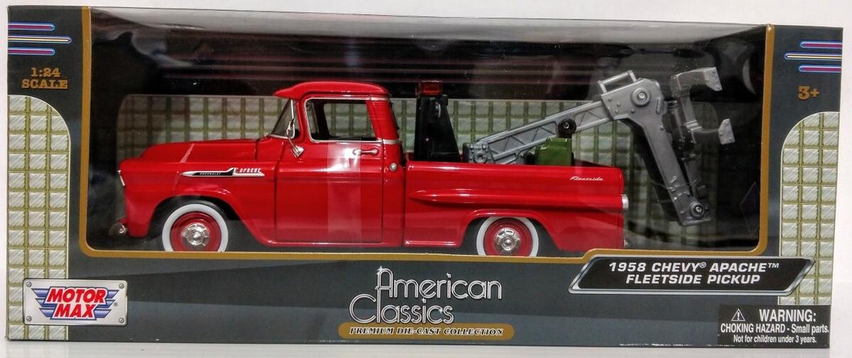 1958 Chevy Apache Grua