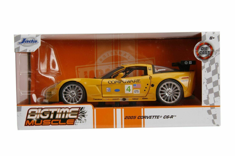 2005 Corvette C6R