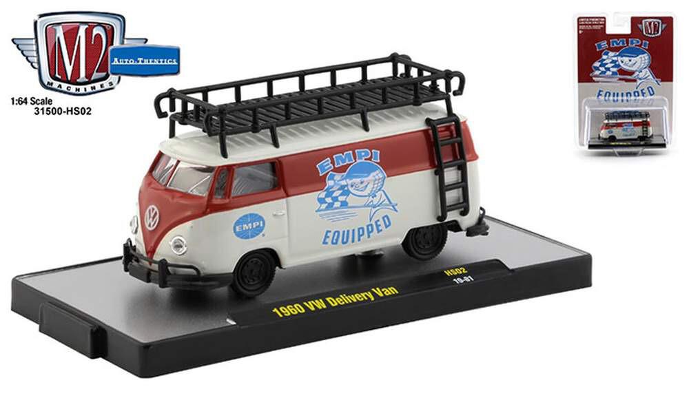 1960 VW Delivery Van