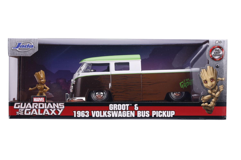1963 VW Bus truck Groot