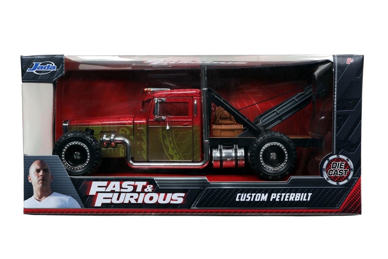 Peterbilt Custom Truck Rápidos y Furiosos