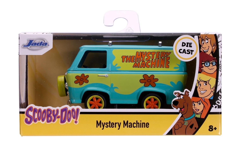Mystery Machine