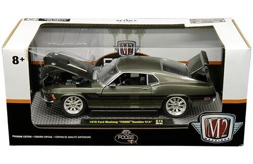 1970 Ford Mustang Gambler 514 Foose