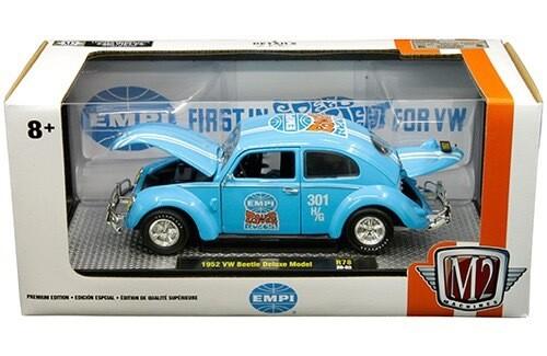 1952 Volkswagen Beetle EMPI