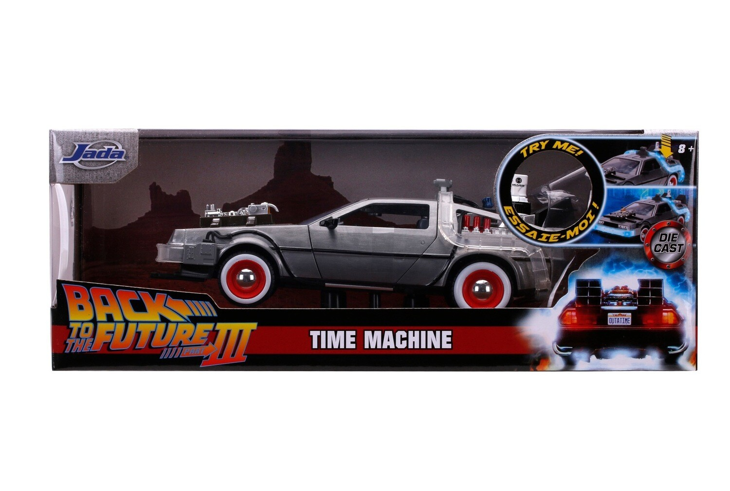 Delorean time machine III