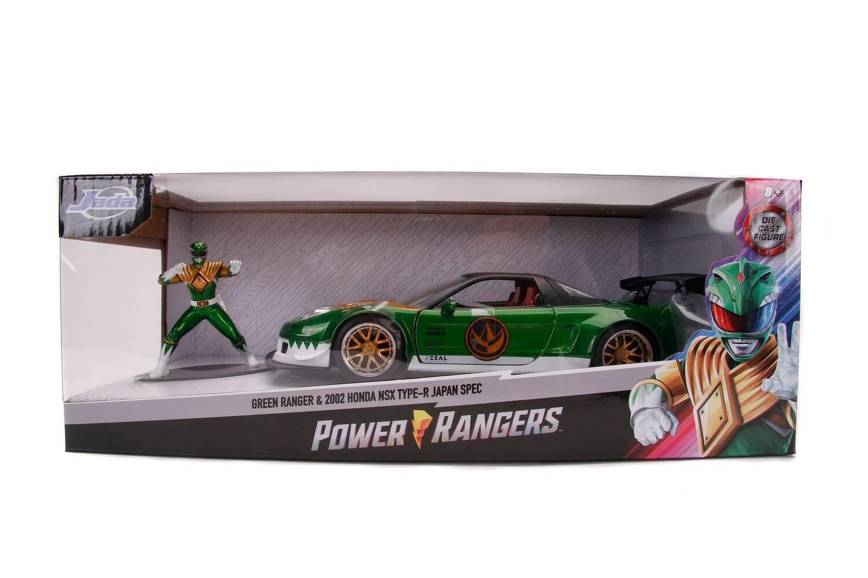 2002 Honda NSX Green Ranger