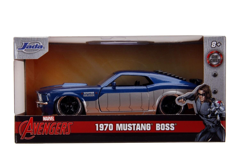 1970 Mustang Boss Soldier