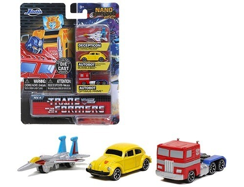 Transformers Nanos