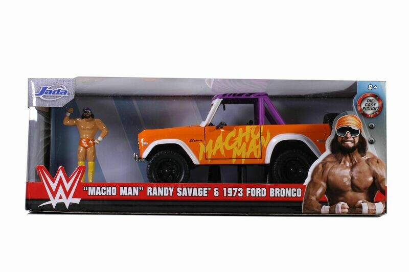 1973 Ford Bronco Macho Man