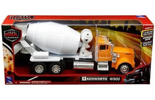 Kenworth W900 Revolvedora