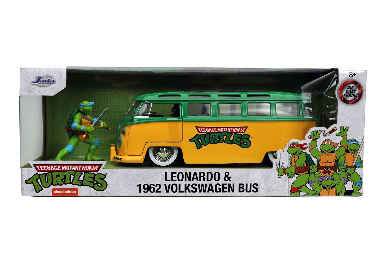 1962 VW Bus Leonardo