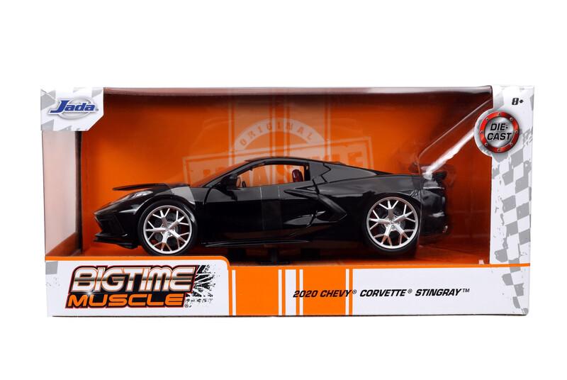 2020 Corvette Stingray C8