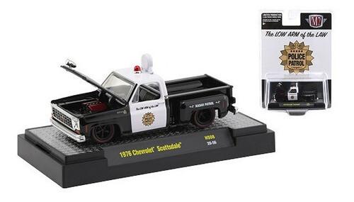 1976 Chevrolet Scottsdale-POLICE PATROL