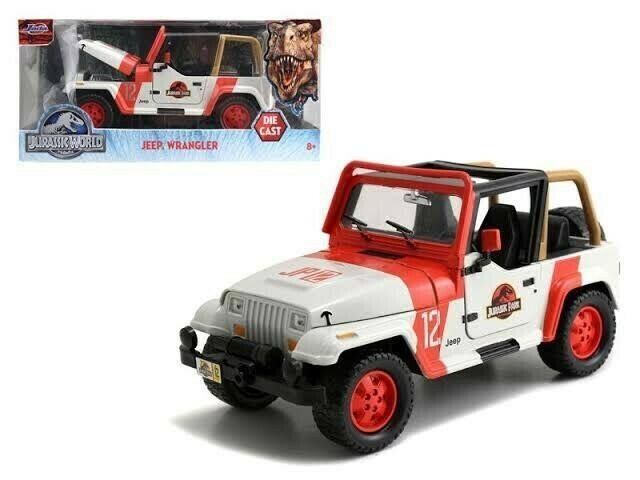 1992 Jeep Wrangler Jurassic