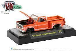 1976 Chevrolet Scottsdale Chevy Sport