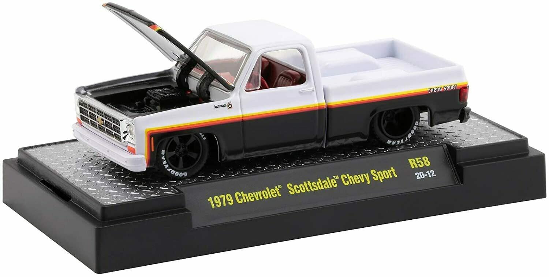 1979 Chevrolet Scottsdale Chevy Sport