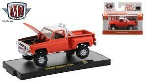 1976 GMC High Sierra 15 4X4 Naranja