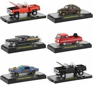 Set Pickup Cars