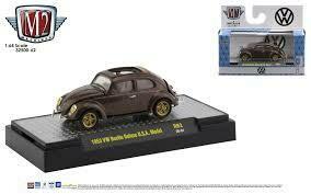 1953 VW Beetle Deluxe USA Model