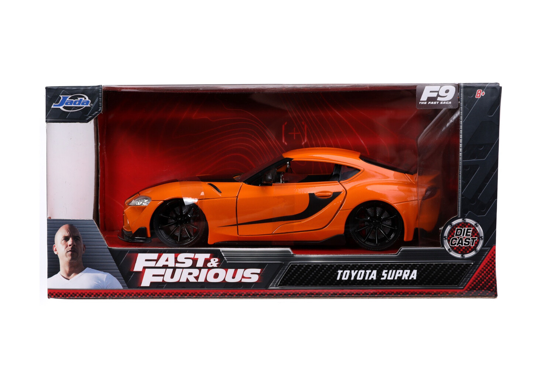 Han's 2020 Toyota Supra